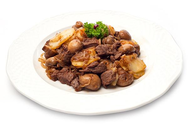 Душеница Тараса Бульбы с мясом на выбор (говядина)