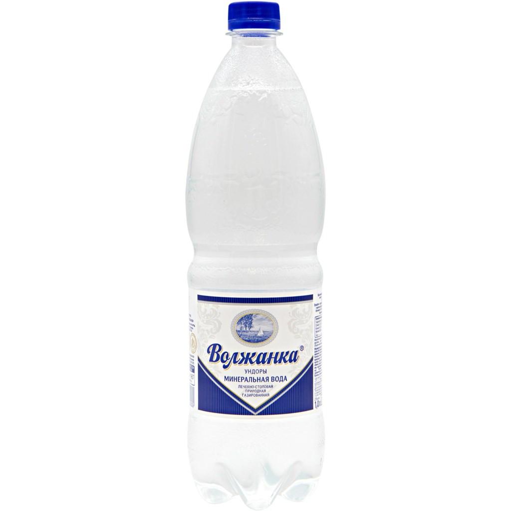 "Вода ""Волжанка"" б/газа"